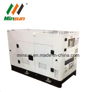Generatore diesel 10kw insonorizzato di Yangdong con il regolatore a distanza