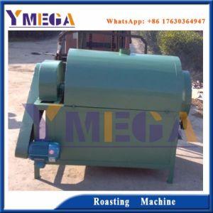 Le sésame de maïs de café torréfacteur industriel/fève de cacao le grillage de la machine