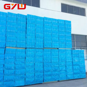 XPS Carte bleue des panneaux isolants structurels