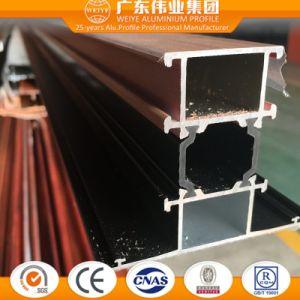 Profili di alluminio dell'espulsione della fabbrica di Dali per i portelli e Windows