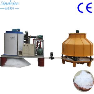 Nueva fábrica de Helados Ce escama de la máquina La máquina de hielo
