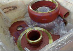 Parti materiali della pompa dei residui dell'unità di elaborazione