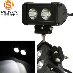 Barra de Luz de Trabalho LED impermeável para Caminhão Offroad trabalhando