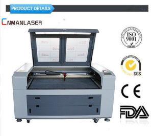 CO2 станок для лазерной гравировки и резки с ЧПУ для акрилового волокна древесины/тканью/кожи/пластик