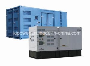 Generatore diesel silenzioso alimentato da Cummins Engine (25kVA-250kVA)