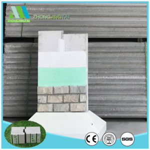 Économies d'énergie ignifugés/Sound panneaux sandwich isolés de panneaux muraux pour les murs