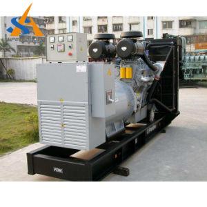 Портативный генератор с двигателем Perkins