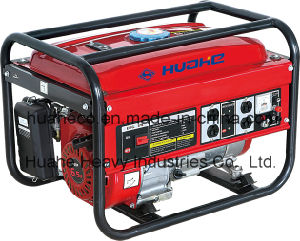 Avec un puissant générateur HUAHE AVR 2000W 2500W 2800W