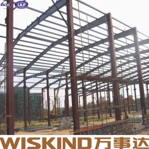 SGS aprobó la estructura de acero de la luz de los materiales de construcción para el diseño de almacenes