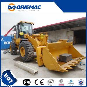 Heiße Rad-Ladevorrichtung des Verkaufs-XCMG (ZL50GN)