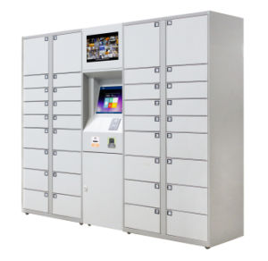 Paket entbinden elektronisches Schließfach-elektronisches Schließfach