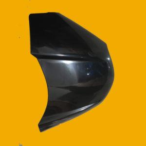オートバイのプラスチック部品、川崎Klx250のフードの版の黒(カラー)