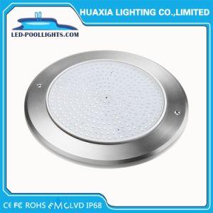 8 mm de espessura, 316o aço inoxidável 24W Piscina debaixo de luz LED