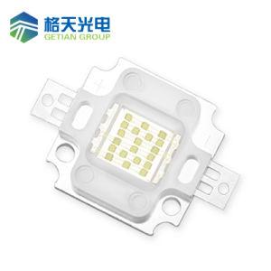 10W High Power LED azul de spot para la seguridad de la luz de advertencia de la carretilla elevadora