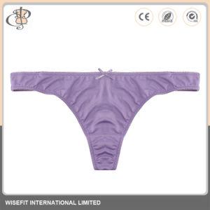 La mujer sexy de encaje de Nylon Brassiers Panty