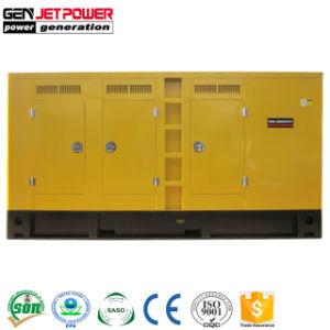 generatore insonorizzato del diesel di 125kVA 100kw Cummins Engine