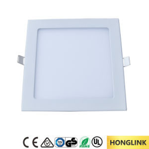 3W 6W 9W 12W 15W Square LED Panel Light Downlight