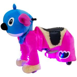 中国の安い動物のおもちゃのモールのための電池式の乗車動物