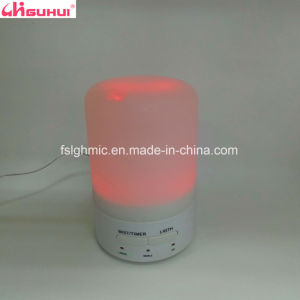 La configuración del temporizador de aromaterapia de aire Mist Maker con adaptador
