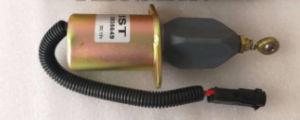 掘削機の電気部品の炎のソレノイド値
