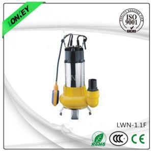 Pomp de Met duikvermogen van de riolering, de Vuile Pomp van het Water (reeks wqd-LWN) 1.1kw 1.5HP
