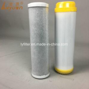 De geactiveerde Koolstof pp smelt de Opgeblazen Patroon van de Filter