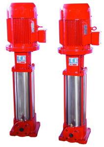 Qualitäts-Mehrstufenjockey-Pumpen-Feuer-Hydrant-Pumpen-Feuerlöschpumpe