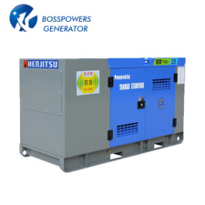 Certification CE de la garantie globale 7.5kVA-35kVA Groupe électrogène diesel Kubota Prix d'alimentation