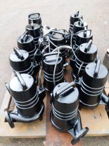 Non-Clog centrífuga sumergible de alcantarillado de aguas residuales Bomba de Drenaje con el Auto de acoplamiento (WQ) , pozo profundo Bomba, Bomba de estanque de jardín, la bomba, bomba de sumidero de sumergidas, purines