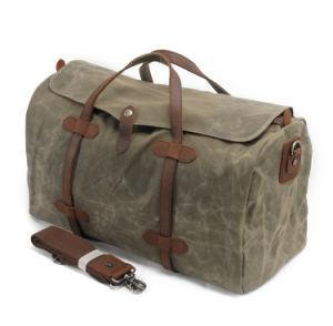 Redswan 여행 캠프용품 물 방수제 화포 작은 여행가방 가죽끈 주말 특대 핸드백 (RS-2032K-1)