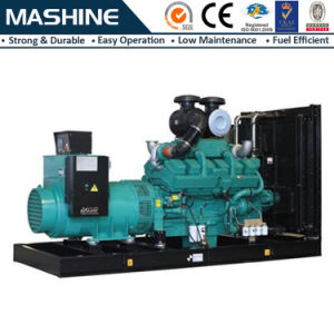 50Hz 1500 tr/min 300kVA générateur diesel Cummins pour la vente