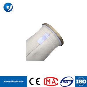I feltri PTFE di alta efficienza si sono mescolati con il sacchetto filtro della polvere di PPS