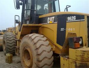De gebruikte Lader van /Caterpillar van de Lader van het Wiel van de Kat 962g 962g