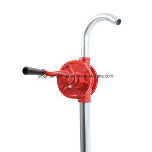 Manivela Manual do Óleo da Bomba de Transferência de Combustível Rotativa Suctin Canhão do tambor novo