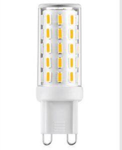 3W 396lm G9 Lâmpada LED 2500K Warmwhite
