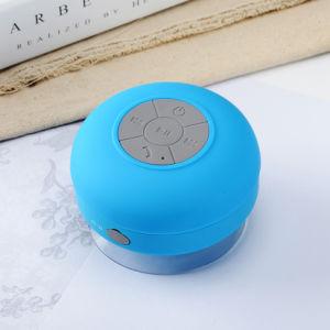 Baarzen van de Spreker van Bluetooth van de zuiging de Waterdichte Draagbare MiniMP3 Super