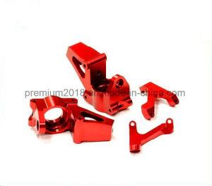 Pezzi meccanici di alta precisione e parti della strumentazione per lavorare di CNC