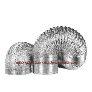 Tubo flexible de aluminio de 2-20 (HH)