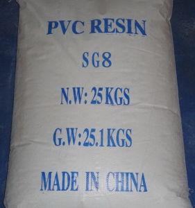 高品質と基づくバージンの等級K65 K67 PVC樹脂の粉のエチレン