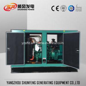 800kw super leiser China Yuchai elektrischer Strom-Diesel-Generator