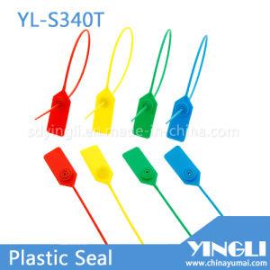 Verbinding van het Sluiten van het Metaal van de Veiligheid van het Bewijs van de stamper de Plastic