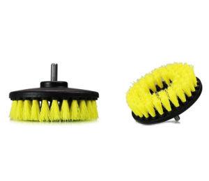 5-дюймовый нейлоновой щеткой сверла/жесткой щетки очистки на базе сеялки