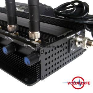 قابل للتعديل [هي بوور] [موبيل فون] و [ويفي] و [أوهف] جهاز تشويش, قابل للتعديل جهاز تشويش لأنّ [2غ] [3غ] [سلّ فون] و [غبس] إشارة جهاز تشويش