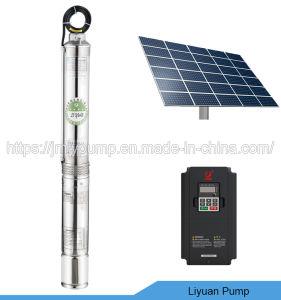 Grande pompa ad acqua dello stagno di energia solare, pompa idraulica