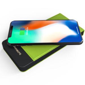Superventas 2018 cargador de viaje de 5W de alta calidad Banco de Energía Inalámbrica Qi Cargador para iPhone x