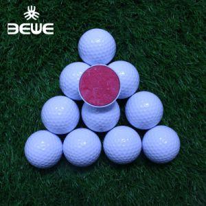 3 Piezas de alta calidad personalizado Surlyn Torneo de pelota de golf