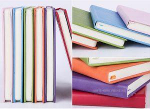 2019 Fashion PU Diary Agenda // Caderno de couro/ rodada de volta de endereços