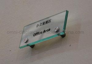 ステンレス鋼の表示印のスタンドオフ(サイズ19*25mm)