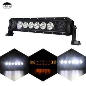 60W all'ingrosso scelgono barra chiara personalizzata marchio ambrato 2008-2013 degli accessori la nuova LED del guardia forestale del Ford di riga