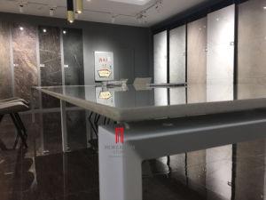Countertop van de Plak van de Tegel van het Porselein van de Grootte van het Comité van de muur de Grote en Tegel van de Lijst